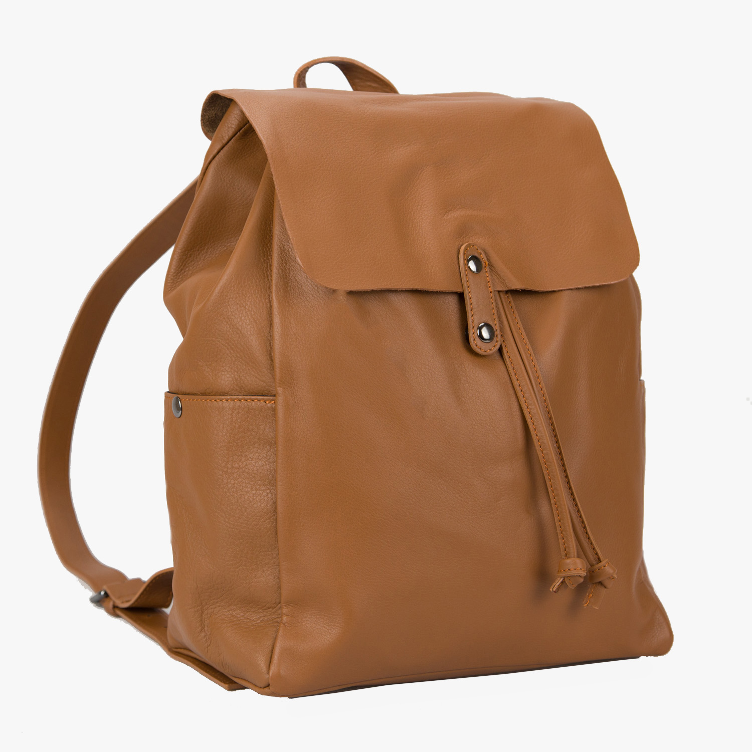 N1715 Women s leather backpack - Pelletteria Veneta 12e9fec65b